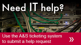 Submit a help ticket for IT requests