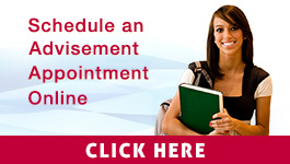 Schedule an advisement session online